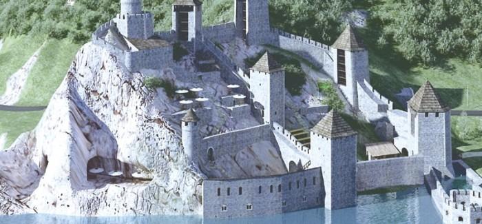 Расписан је Тендер за надзор радова на реконструкцији тврђаве Голубац.