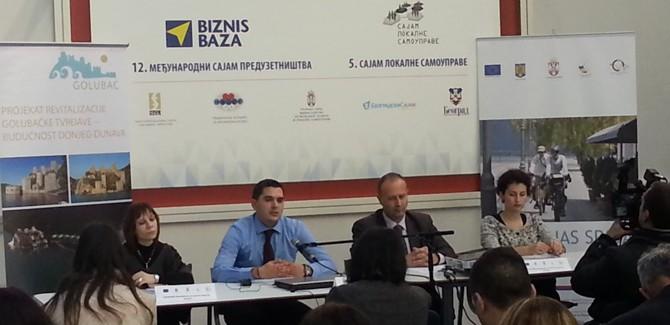 Одрживи развој туризма дуж Дунава на сајму Локалне самоуправе