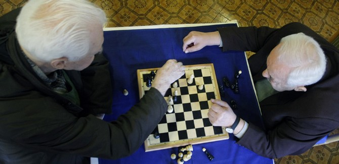 Брига о старим лицима- узвраћање услуге